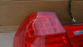 09-11 BMW E90 4dr Sedan Taillight lamps Set LED 328i 335i 335d 328 335 320i image 8