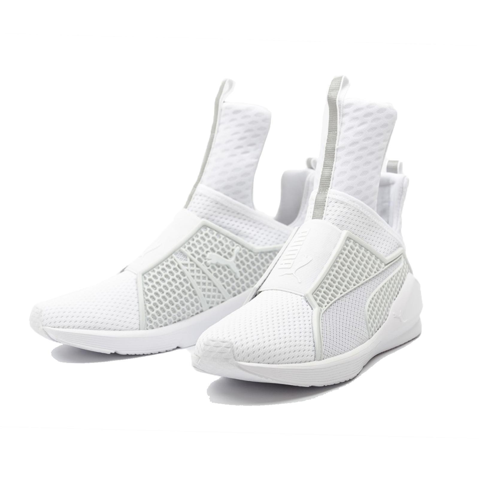57. 57. Previous. New Puma x Rihanna Fenty Trainer RIRI White Women s Cross  Training Sneakers ... 8690e5ee0