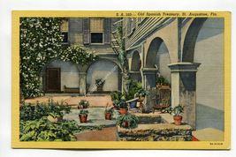 Old Spanish Treasury St Augustine Florida - $0.99