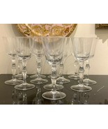 Moser Lead Free Crystal Mozart Red Wine Glasses Set of 12 - $840.51