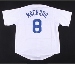 Manny Machado Signed Jersey (MLB Hologram) - $120.00