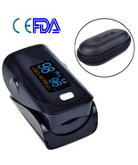 Newest Digital Pulse Oximeter WITH CASE Blood Fingertip Pulse Oximeters - $61.99