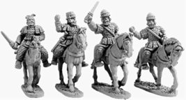 Xyston 15mm: Northern Thracian Nobles (4)