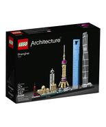 LEGO Architecture 21039: Shanghai China [New] Building Set - $75.44