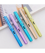 Aihao® Metal Fountain Pen Creative 359 Series Large Small 0.5mm Nib Pen ... - $3.87