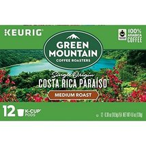 GREEN MOUNTAIN COFFEE, COFFEE, COSTA RICA, Pack of 6, Size 12 CT - No Ar... - $63.69