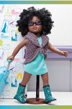 """On the Go Fashions Crochet Pattern Book for 18"""" Dolls - fits American Gi... - $18.67"""