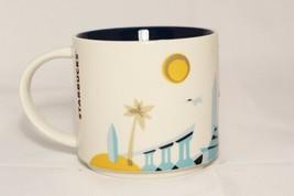 Starbucks Coffee Mug Cup 2016 You Are Here Collection California 14 Oz - $17.32