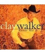 Rumor Has It by Clay Walker (Cassette, Apr-1997, Giant (USA)) - $4.74
