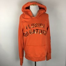 PINK by Victoria's Secret Women's Orange Florida Gators Hoodie Size Large - $15.83