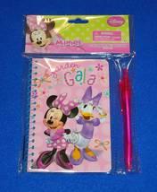 *Brand New* Walt Disney Minnie Mouse Daisy Duck Stationary Set *Factory Sealed* - $5.99