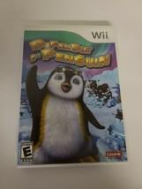 Defendin' De Penguin (Nintendo Wii, 2008) - Strategy Game Near Mint Comp... - $5.00
