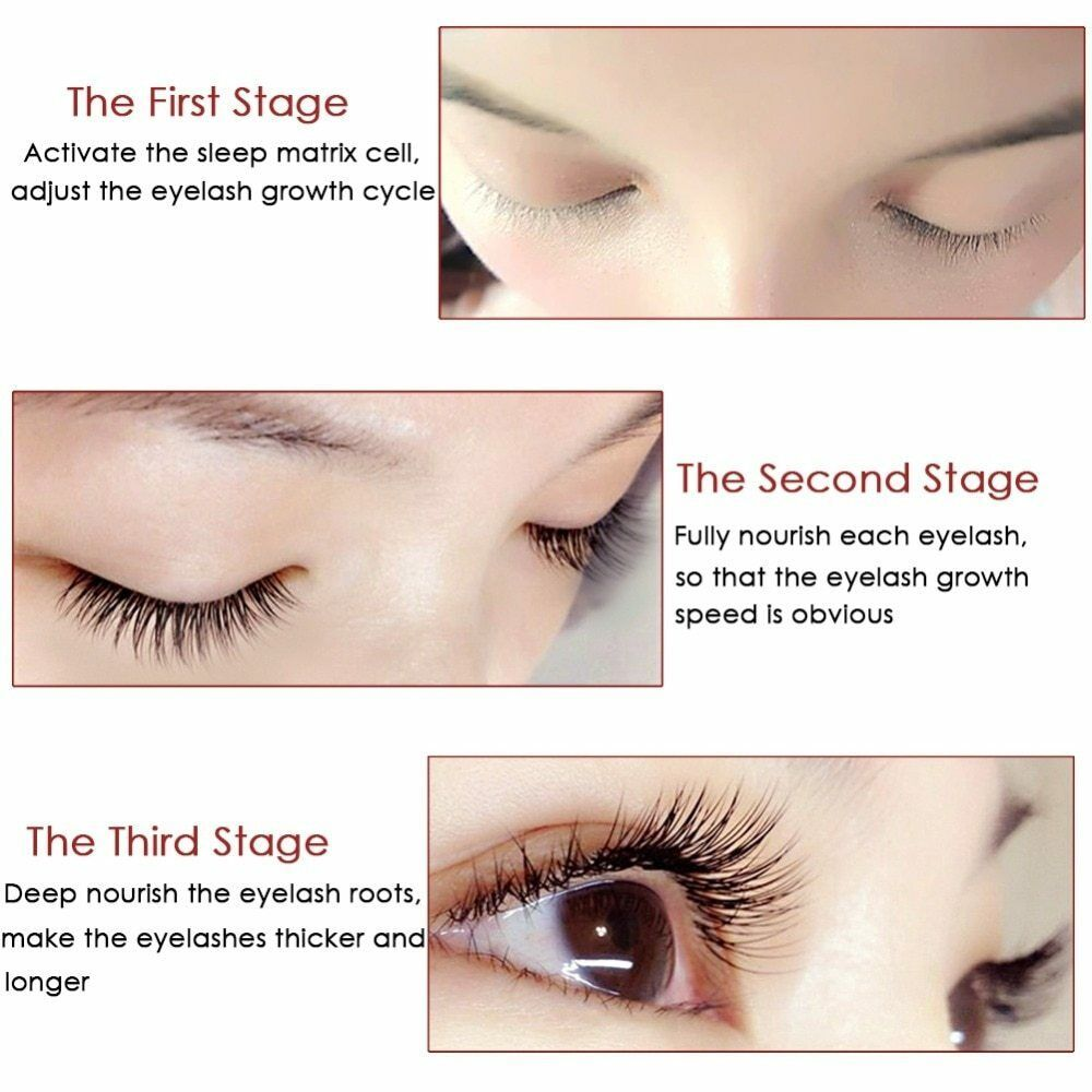 Thick Eyelash Growth Serum Eyelash Enhancer Promoter Liquid Growth Sales Leader