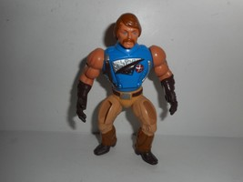 Vintage 1985 He-Man MOTU Masters of the Universe Rio Blast Action Figure  - $7.99
