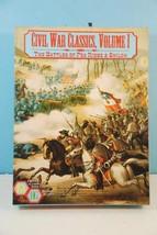 Civil War Classics Vol. 1: Battles of Pea Ridge & Shiloh Fresno Gaming U... - $35.64