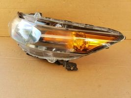 09-14 Acura TSX HID Xenon Headlight Head Light Driver Left LH POLISHED image 4