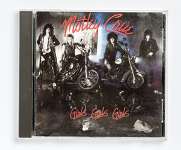 Motley Crue - Girls Girls Girls - Classic Rock Music CD - $4.25