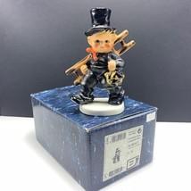 Goebel MJ Hummel club figurine germany box coa 10-740-01-7 chimney sweep... - $94.05