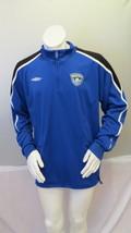 Vancouver Whitecaps (NASL) Warm Up Jacket - By Umbro - Men's Large - $125.00