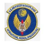 Military Band US Air Force USAF Europe 686th US Air Forces Band European... - $9.99