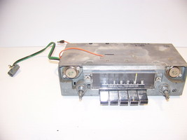 1965 Dodge Monaco Am All Transistor Radio Oem Model 363 Polara 880 Coronet - $116.99