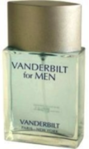 Vanderbilt After Shave Lotion Splash 3.4 oz 100 ml For Men Very Rare - $85.00