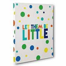 Let Them Be Little Canvas Wall Art - $39.60