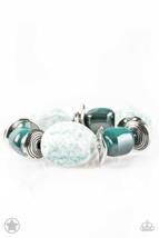 In Good Glazes - Blue - Bracelet - $5.00
