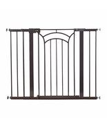 Safety 1st Décor Easy Install Tall & Wide Baby Gate with Pressure Mount ... - $66.99