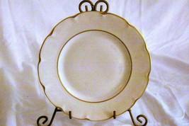 """Theodore Haviland Concorde Luncheon Plate 1/2"""" - $15.24"""