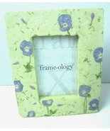 """Frame-ology Heavyweight Johnny Jump ups Picture Frame 3 1/2"""" x 5 1/2"""" Ph... - $18.66"""