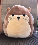 "Squishmallow 16"" Joanne The Sea Otter Super Soft Plush Pillow 2020 Kellytoy - $24.75"