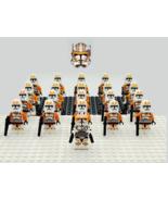 21pcs/set Star Wars Commander Cody 212th Attack Battalion Custom Minifig... - $29.99