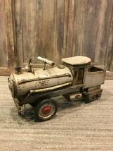 Vintage 1930 Locomotive Train Engine Toy - Beige - $382.50