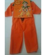 Halloween  Lil' Punkin Pie TODDLER Costume SZ 12-18 months 2 piece set - $8.87