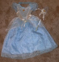 Disney Store Princess Cinderella Costume Headband Wand Halloween Child S... - $25.99