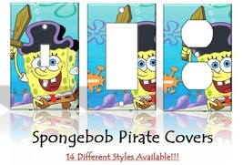 Spongebob Squarepants Nickelodeon Light Switch Covers Home Decor Outlet - $6.92+