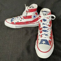Vintage Converse Chuck Taylor All Star Stars & Stripes Unisex Sneakers - M:4/W:6 - $29.99