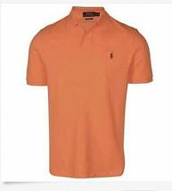 Polo Ralph Lauren Mens Custom Slim Fit Mesh Polo Shirt NWT - $39.96