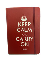 Nancy's Keep Calm and Carry On Journal (Diary, Notebook) (Small Format J... - $6.80