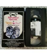 What's Up Doc? Barbra Streisand Ryan O'Neal  VHS Video Tape - $7.99
