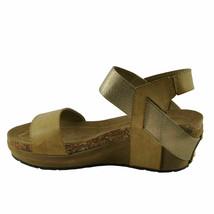 Pierre Dumas Chantal-2 Nude Women's Platform Wedge Sandals 22270 - $38.95