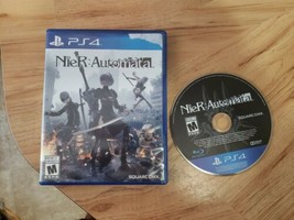 Nier: Automata (Sony PlayStation 4, 2017). Complete. RPG. Free Shipping.  - $18.80