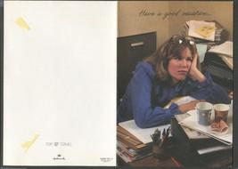 2 Vintage Greeting Cards Vacation trademark Hallmark 5.5 x 8 - $3.00