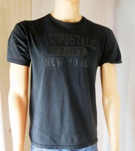 Aeropostale Men's T-Shirt Size S-M - Black - New York - 100% Cotton - $14.01
