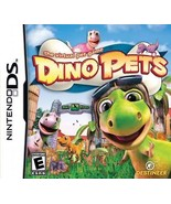 Dino Pets NINTENDO DS Video Game - $12.97