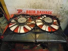 08 07 Chrysler Pacifica 4.0 oem dual radiator cooling fan motor shroud assembly - $39.59