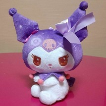 Kuromi Kirakira Doll Plush Toy Sanrio My Melody 7in 2021 - $40.27