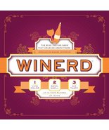 Winerd: The Wine Tasting Game that Crushes Grape Fears Tamara Leigh Murphy - $24.95