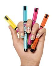 Sally Hansen Nail Art Pen Lot of 5 Different Pens - $27.67